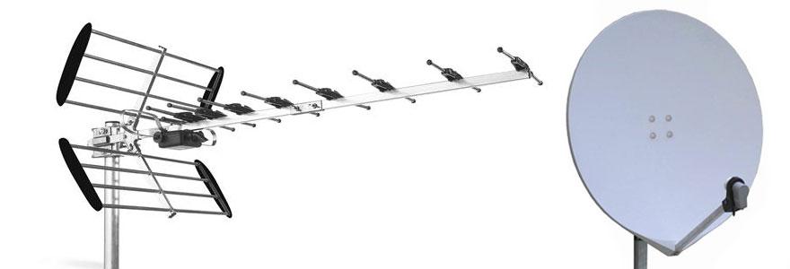 vente et installation d'antennes et de satellite