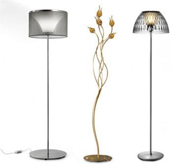 Lampadaire sur pied (luminaire)